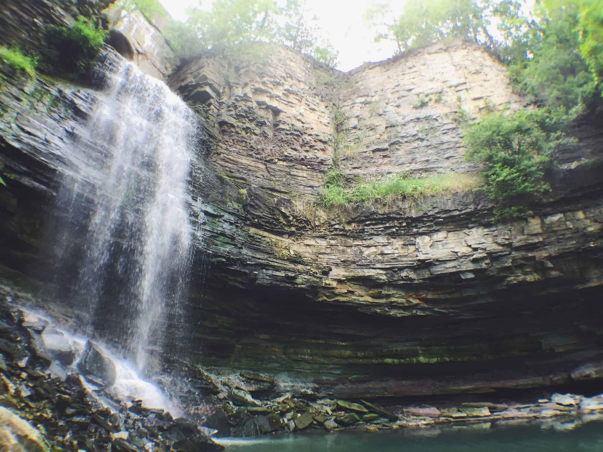Hamilton Waterfalls Ontario
