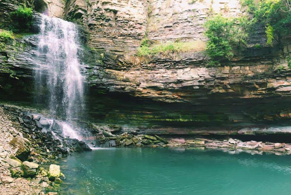 Chedoke Falls in Hamilton, Ontario