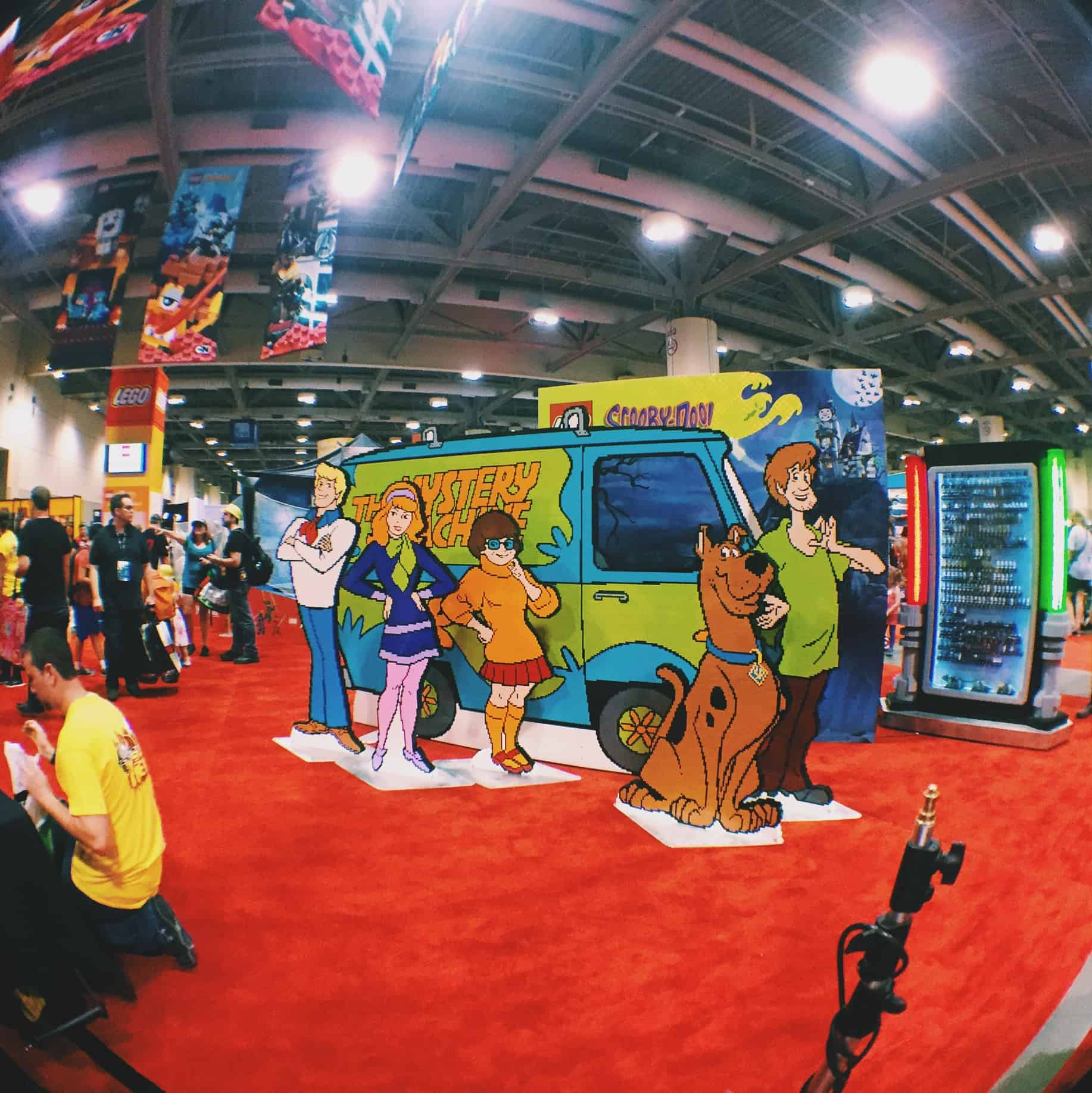 Fan Expo 2015 Scooby Doo