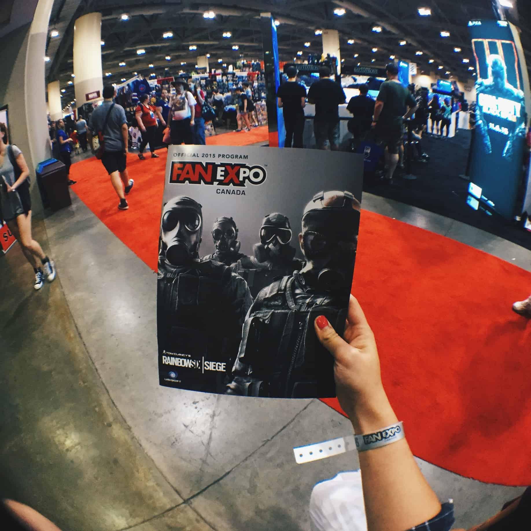 Fan Expo Canada at the Metro Toronto Convention Centre
