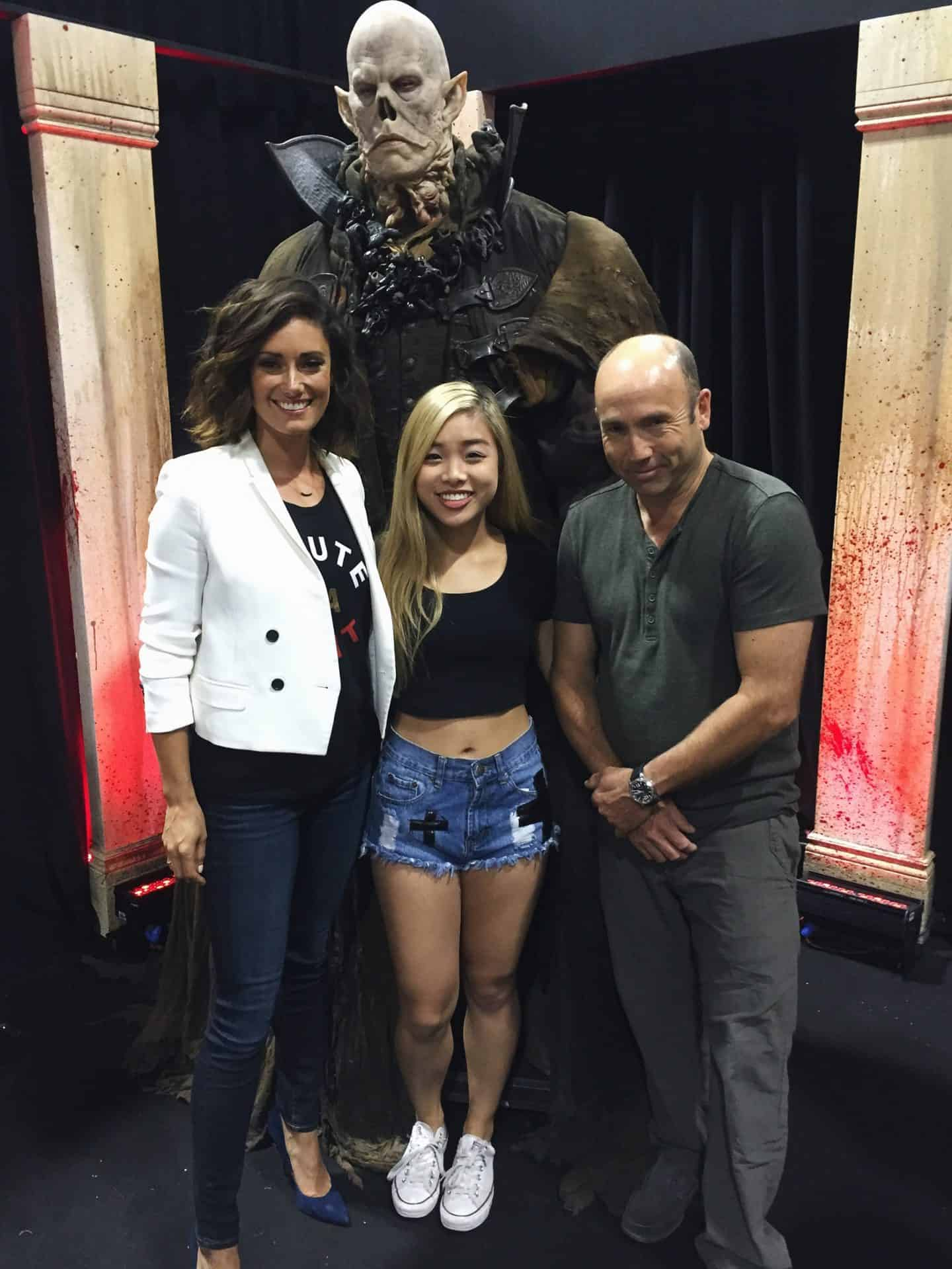 The Strain panel at Fan Expo Canada