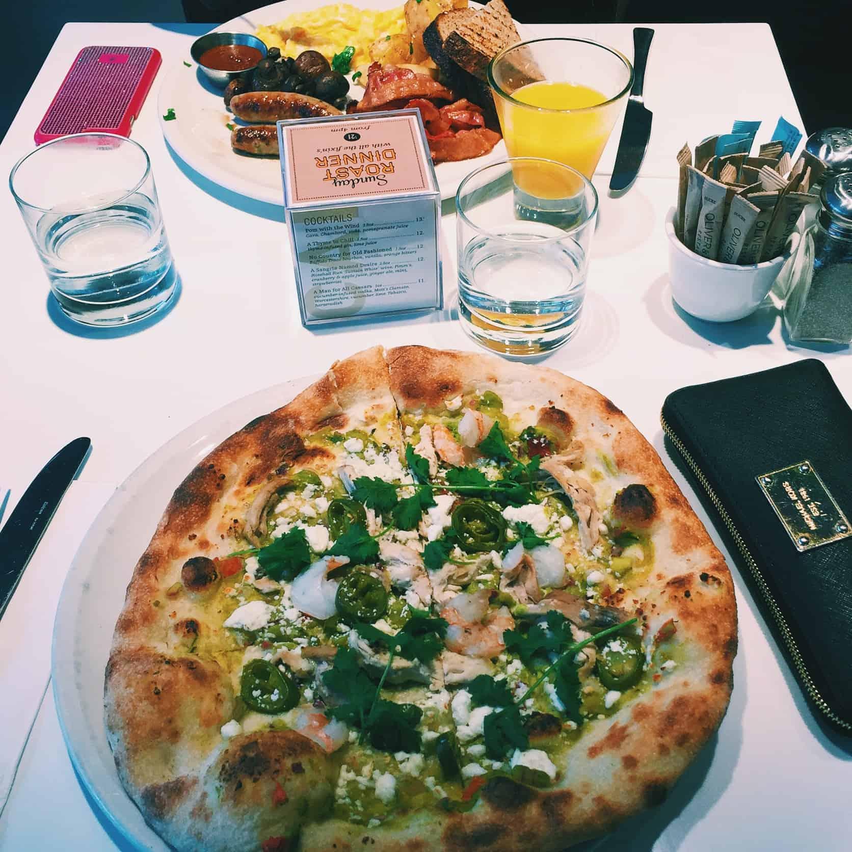 Canteen Restaurant Toronto TIFF