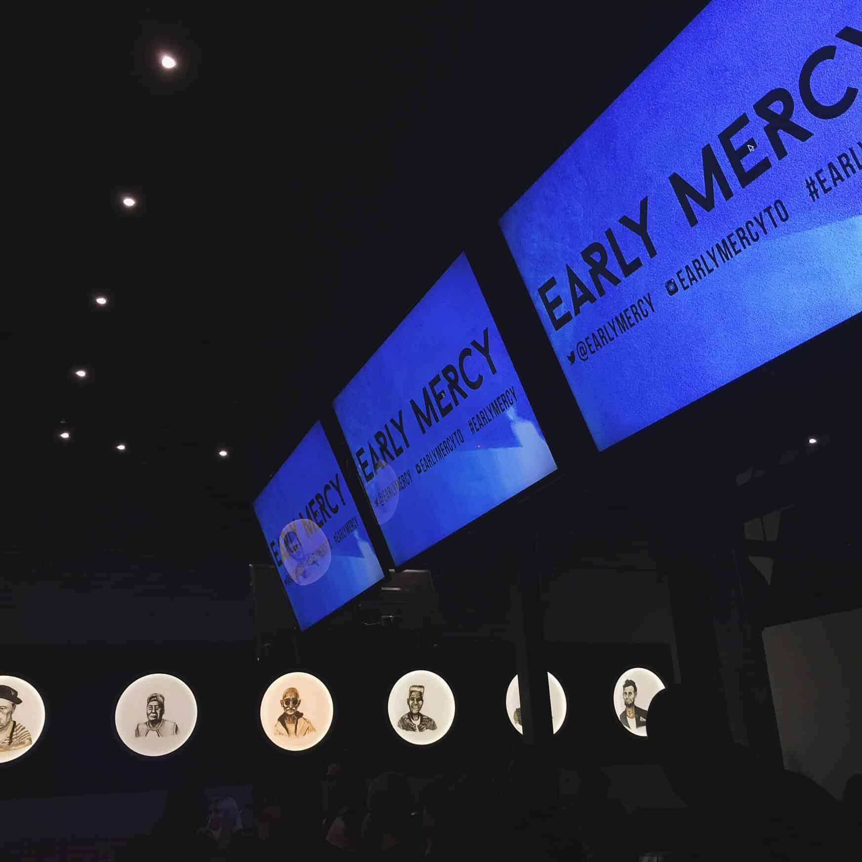 Early Mercy Toronto