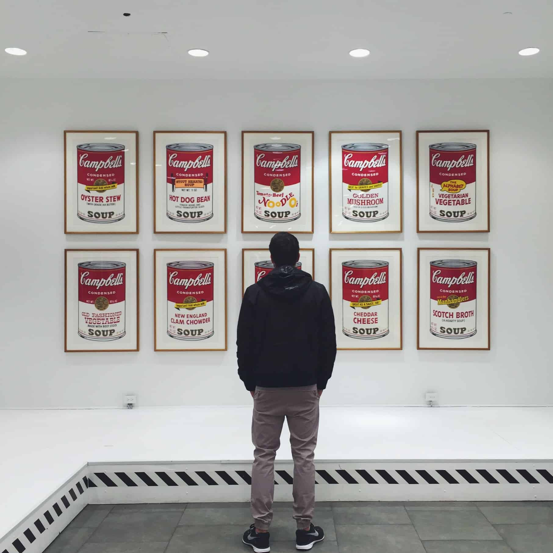 Warhol Revisited Toronto