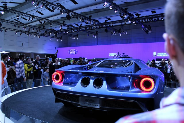 Canadian International AutoShow in Toronto