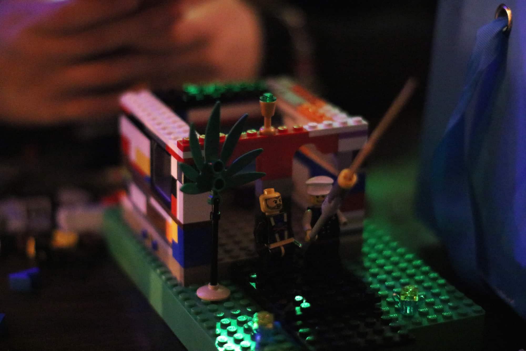 Lego & Lagers Gladstone Hotel