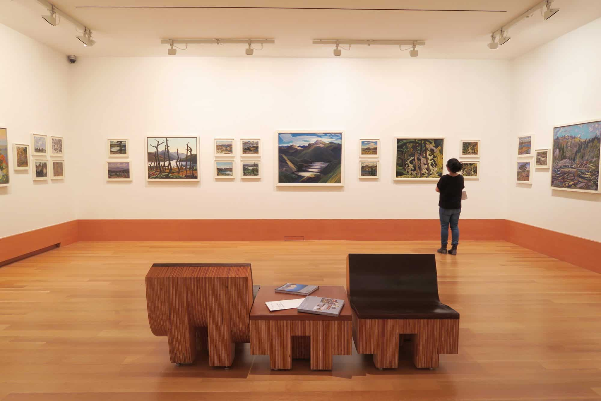 There's plenty of cool works to see at the Art Gallery of Ontario