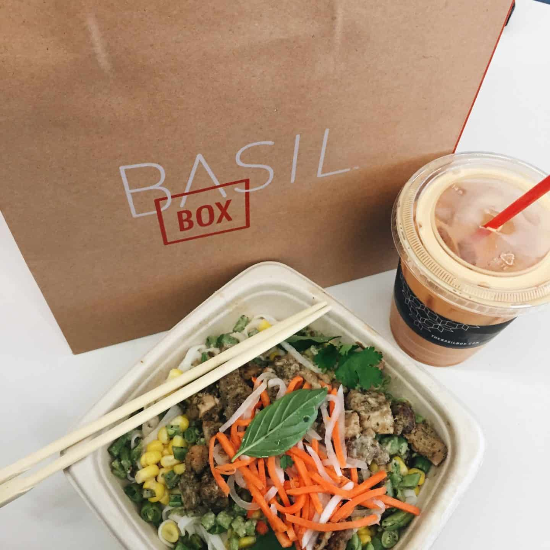 Basil Box in Toronto