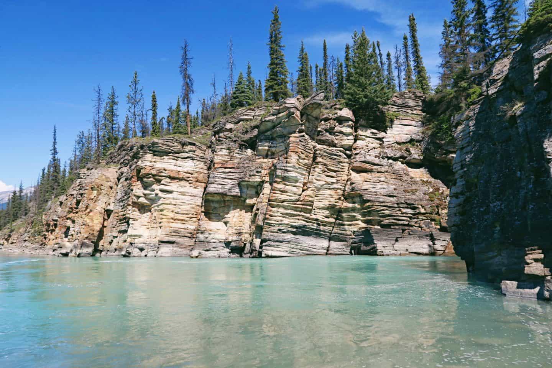 Athabasca Falls, Banff, Alberta