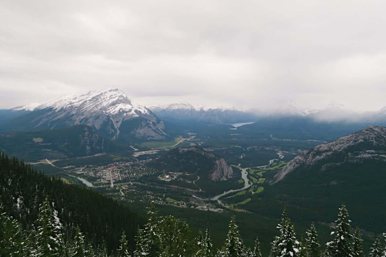 Banff Gondola, Alberta