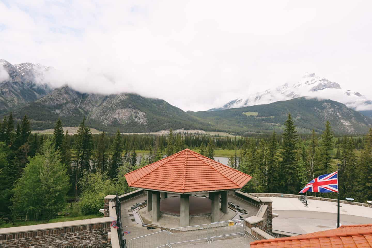 Cave and Basin Historical Site, Banff, Alberta