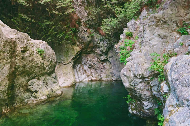 Lynn Canyon, North Vancouver, British Columbia