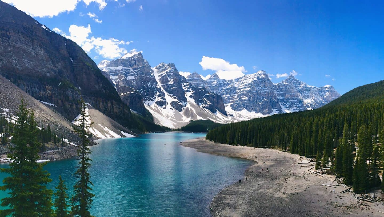 Moraine Lake, Banff, Alberta