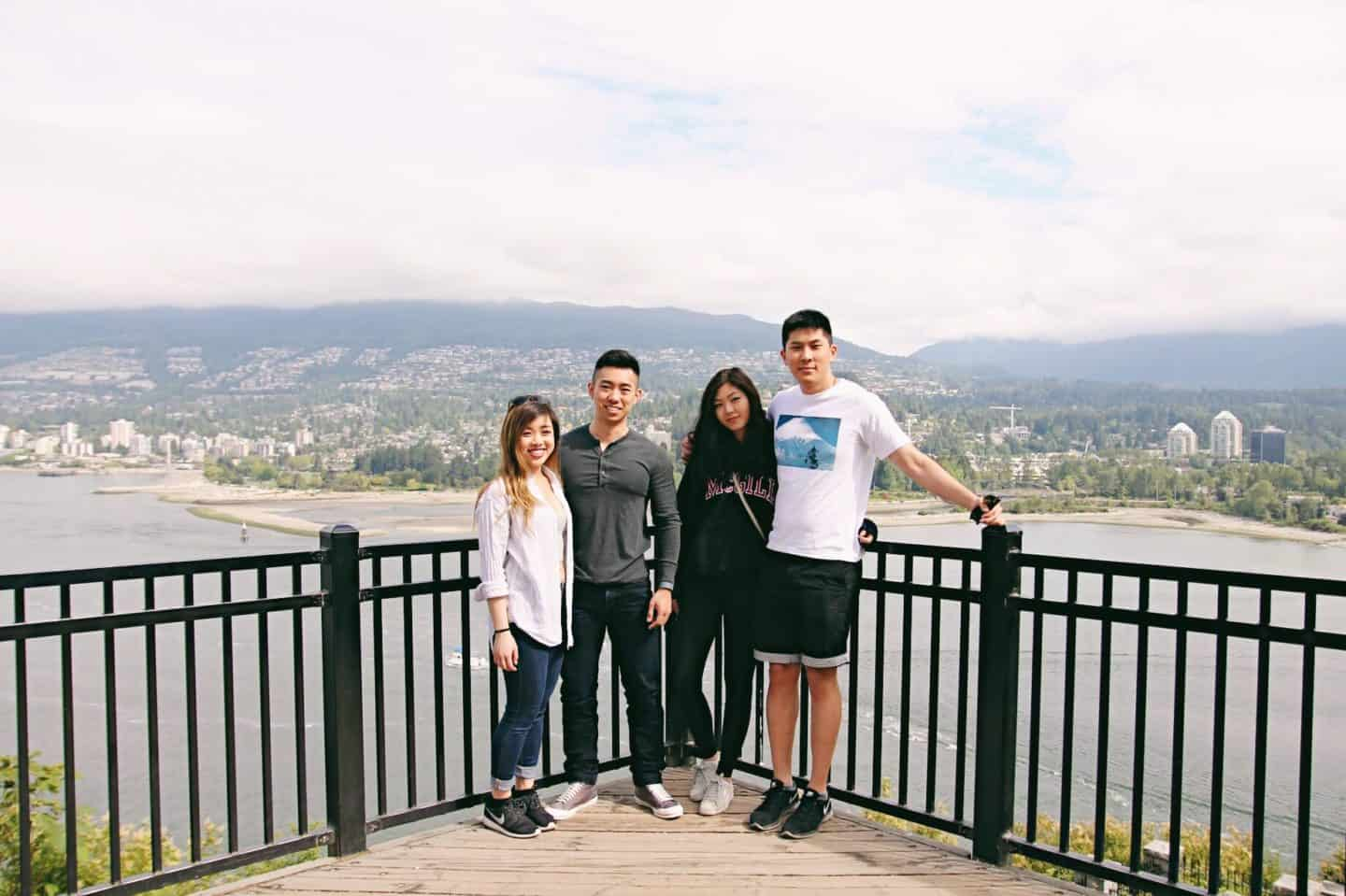 Stanley Park Lookout, Vancouver, British Columbia