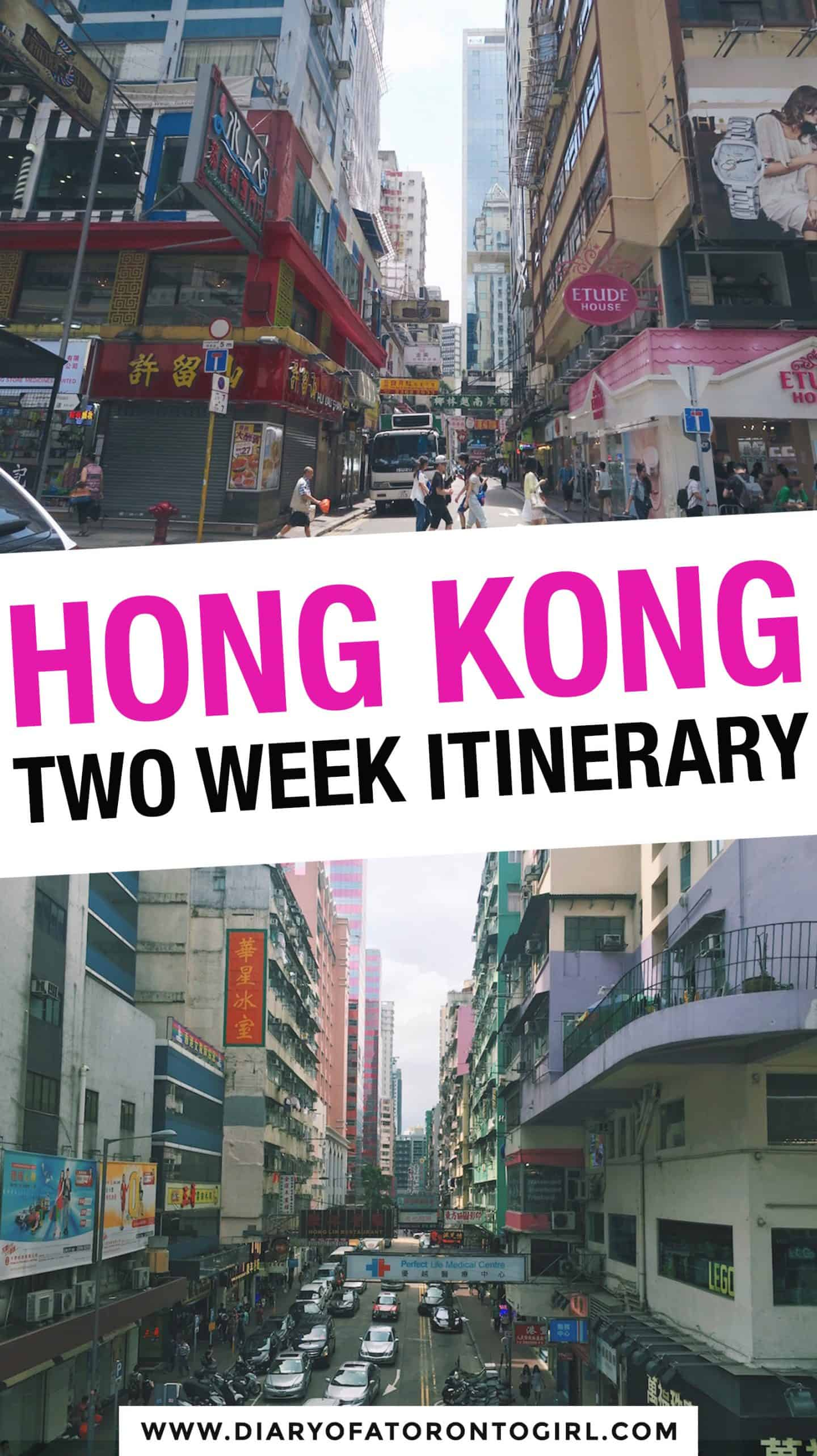 Planning a visit to Hong Kong? Here's the ultimate travel itinerary and guide featuring the best things to do and see during your trip!
