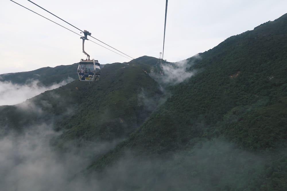 Hong Kong Ngong Ping 360 Gondola