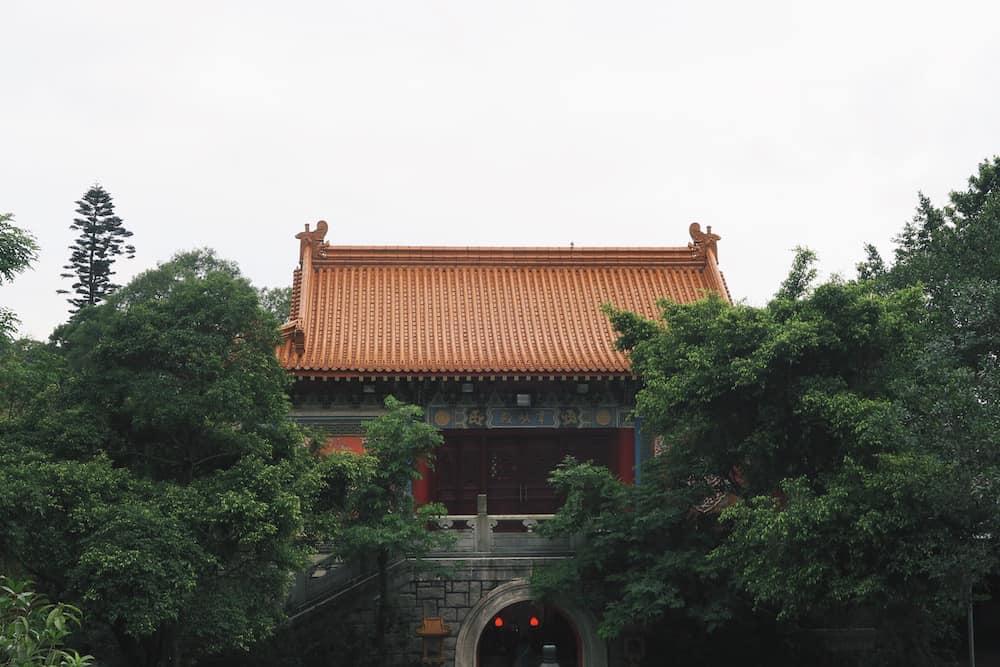 Ngong Ping Village on Lantau Island | Diary of a Toronto Girl, a Canadian lifestyle blog