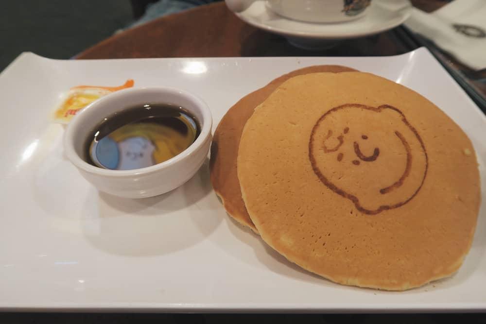 Charlie Brown Café Hong Kong