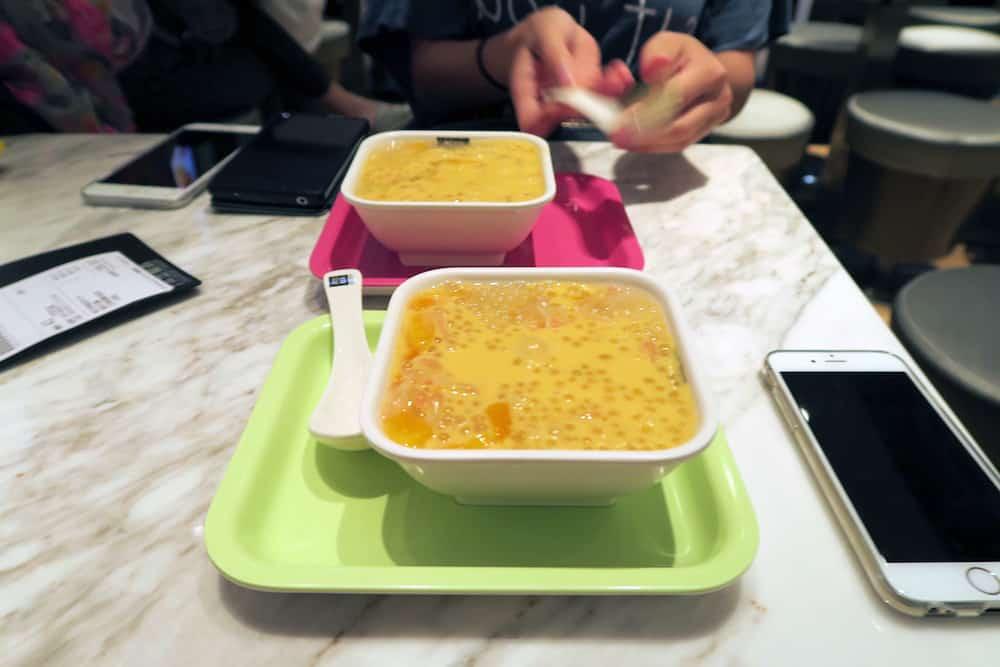 Honeymoon Dessert Hong Kong