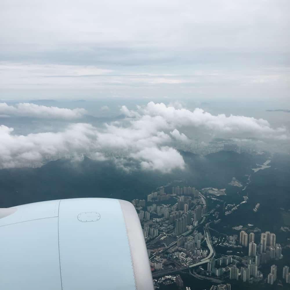 Hong Kong Flight