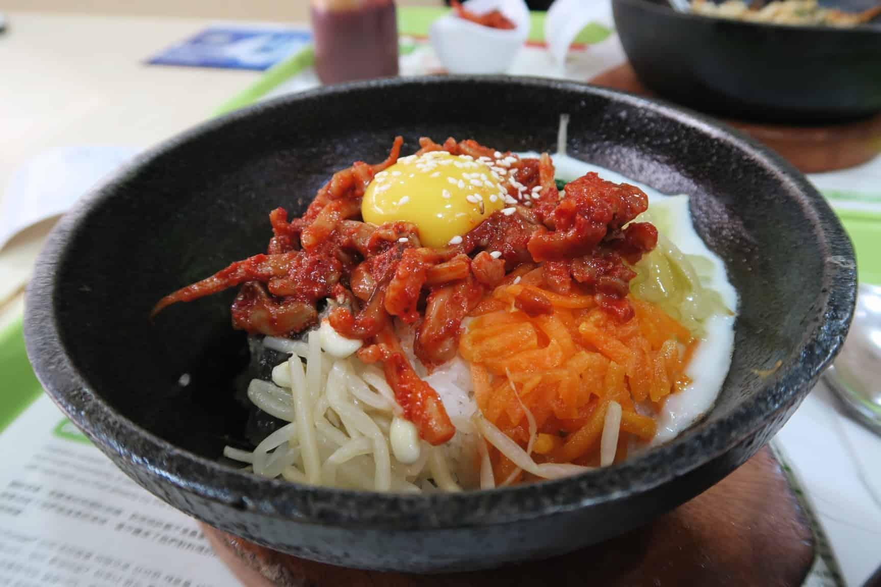 Hungry Korean Hong Kong