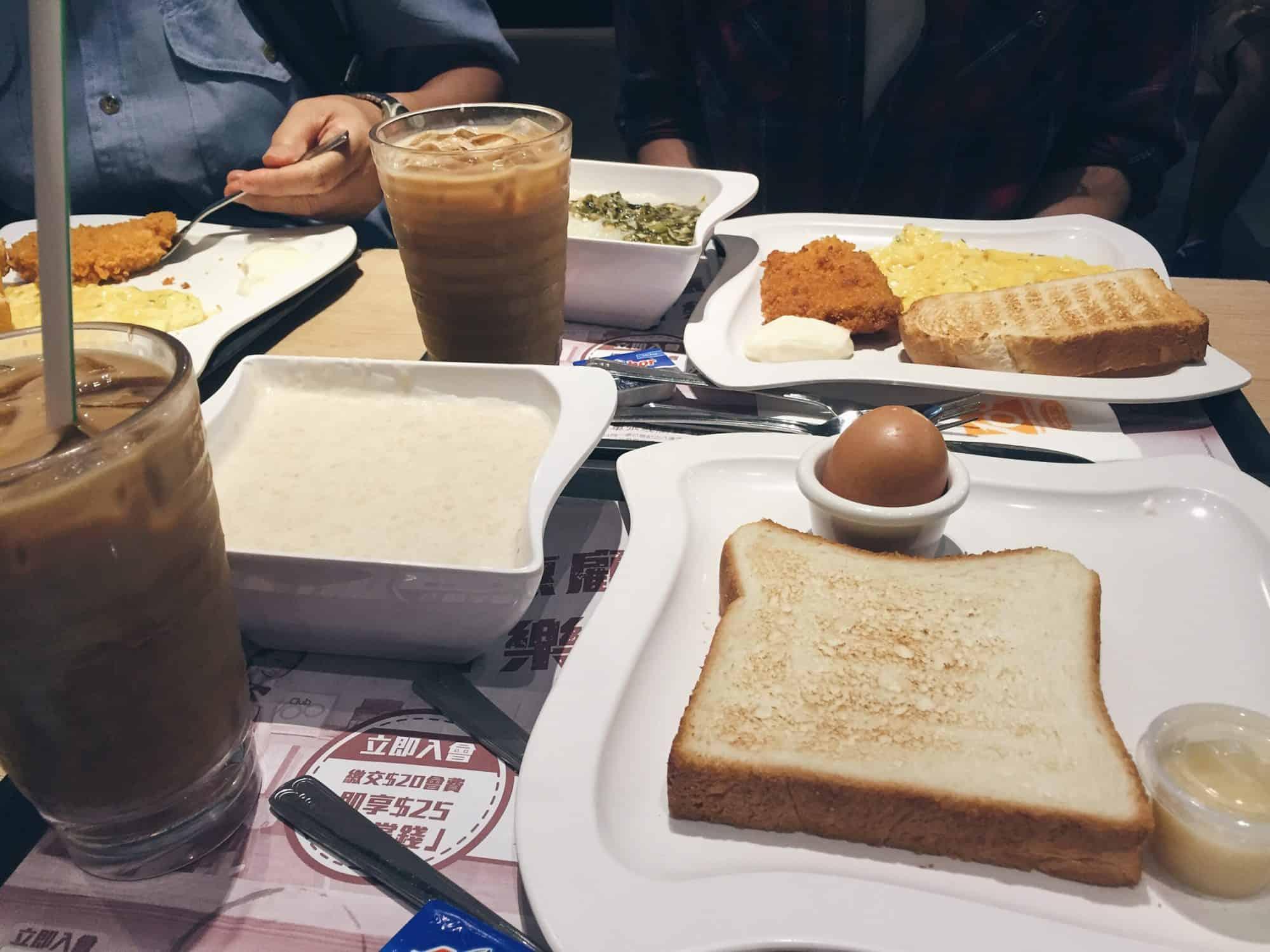 Café de Coral Hong Kong