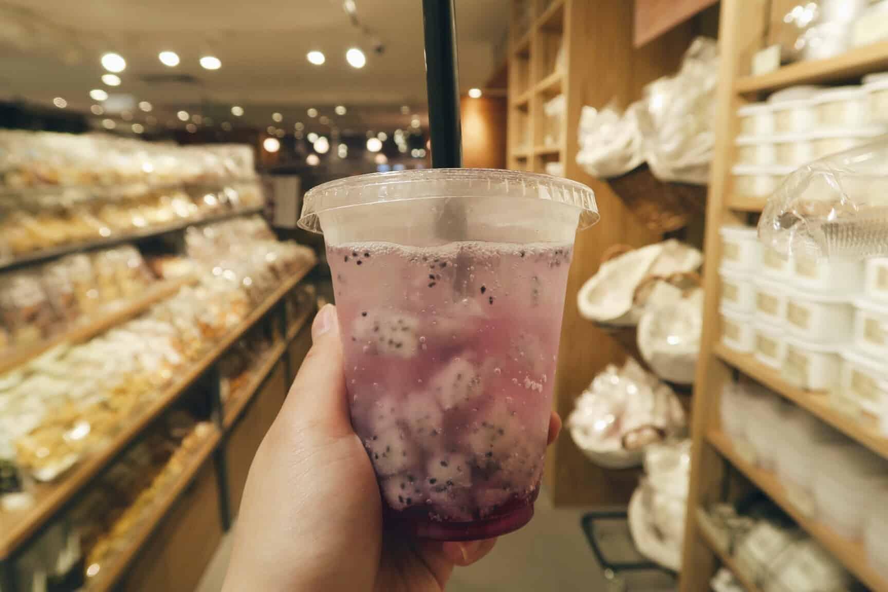 MUJI Café Hong Kong