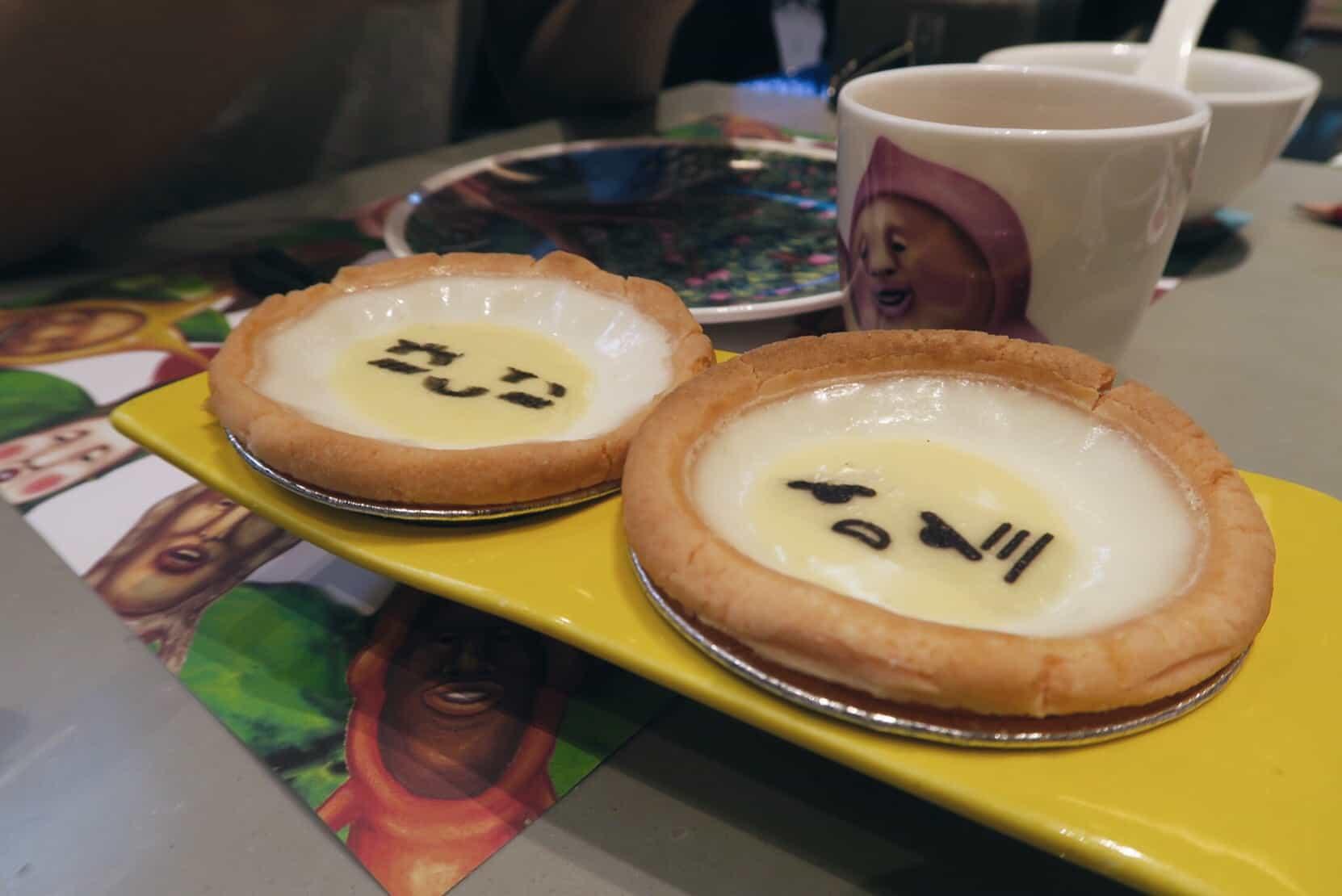 Dim Sum Icon Kobitos Café Hong Kong