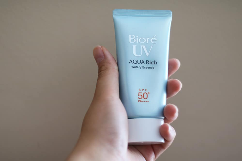 Bioré UV Aqua Rich Watery Essence Sunscreen