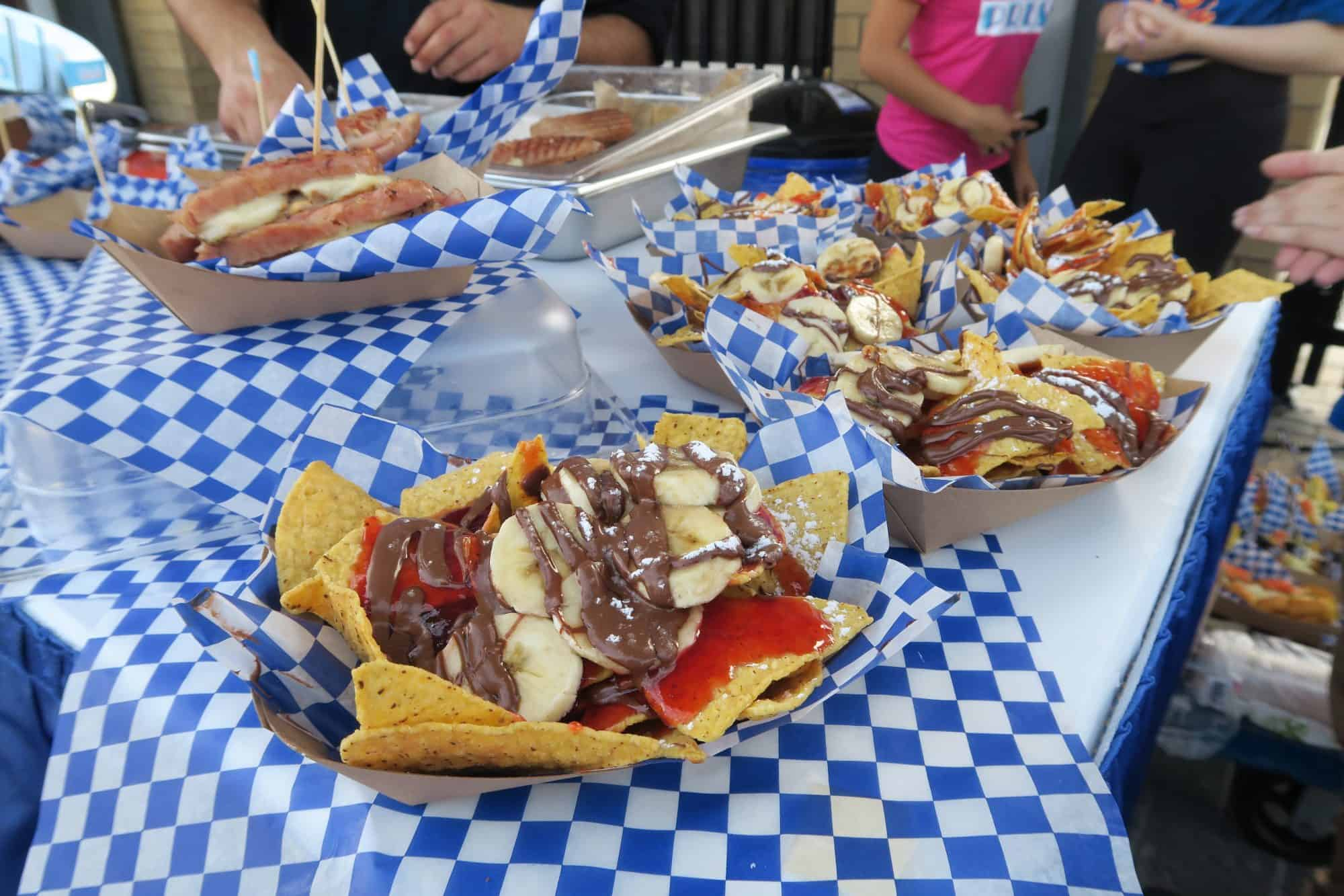 CNE Miami Press Nachos