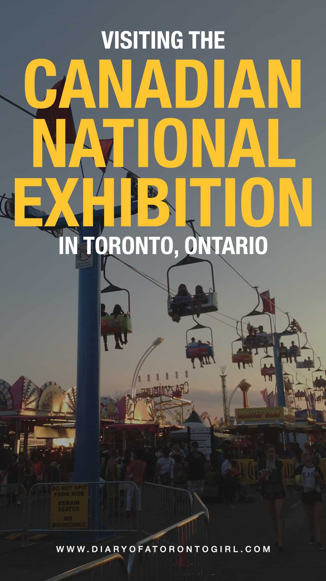 Curious about the weird foods at the CNE this year? Here are crazy things you need to try at the Canadian National Exhibition in Toronto, including cricket-covered hot dogs and bacon-topped ice cream.
