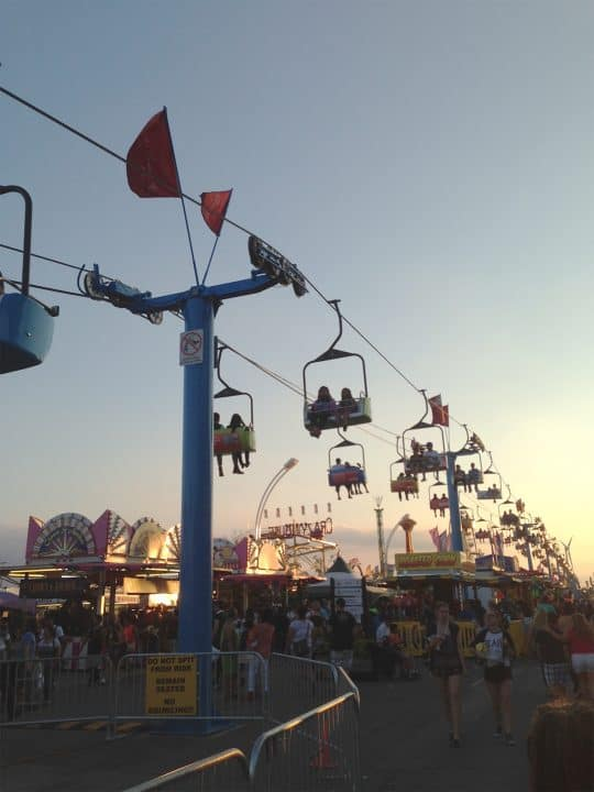 10 Weird Foods You Need to Eat at the CNE This Summer
