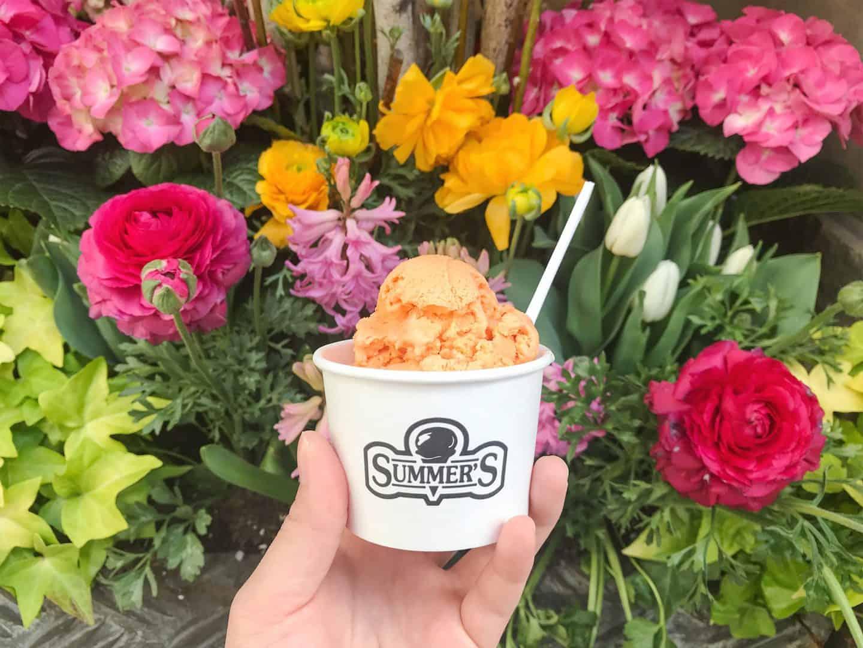 Summer's Ice Cream in Toronto