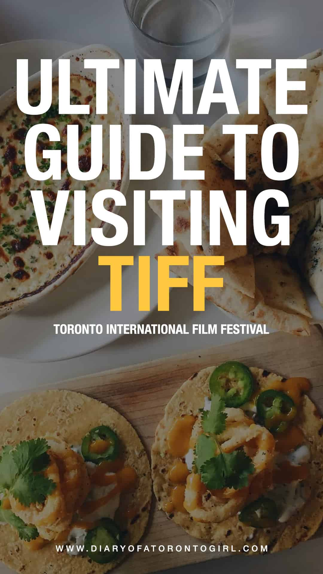Planning a visit to the Toronto International Film Festival? Here's your ultimate guide on visiting TIFF, including what to do during the festival and where to eat around the theatres!
