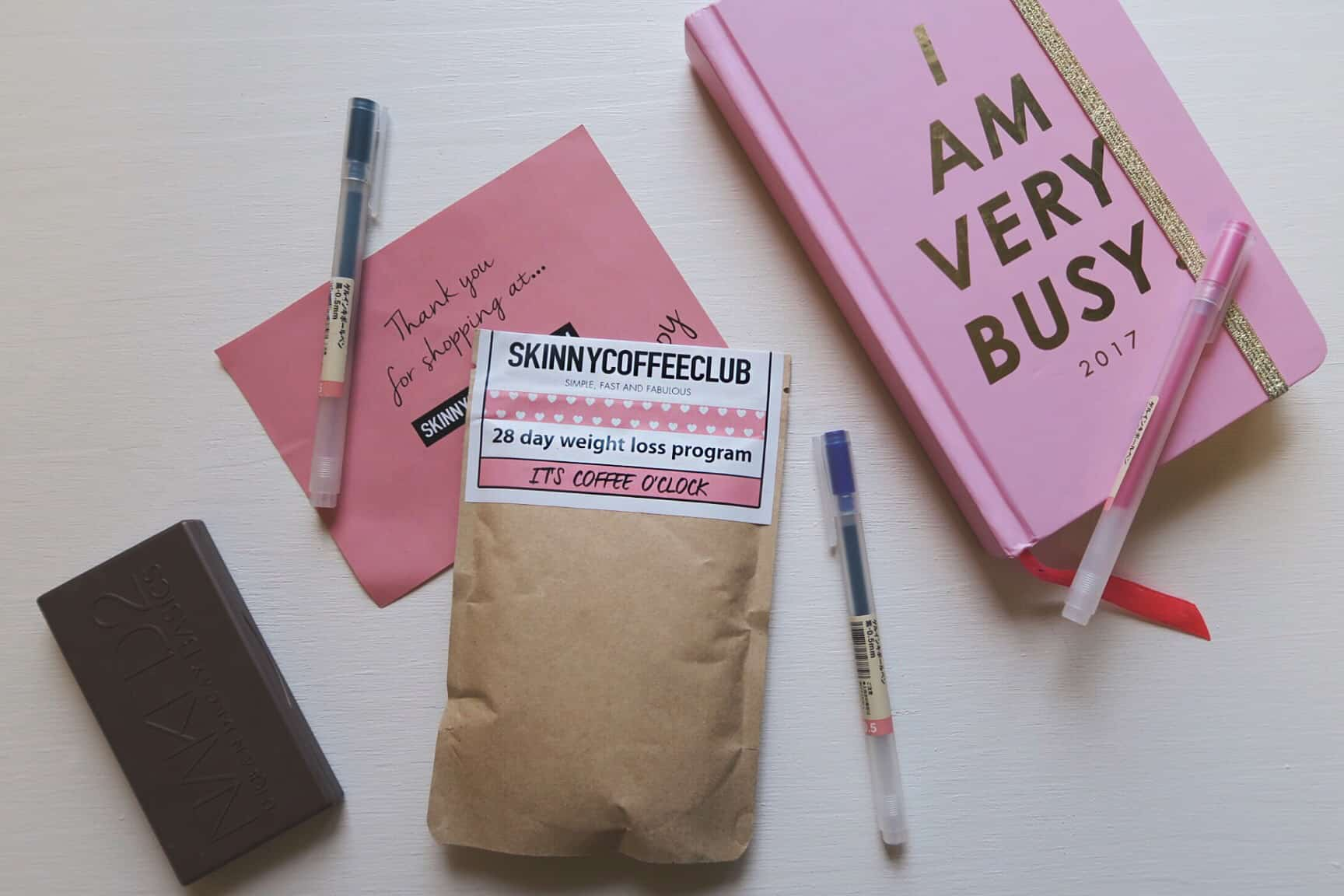 Skinny Coffee Club weight loss and bloating review