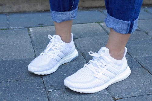 Adidas Triple White Ultra Boost