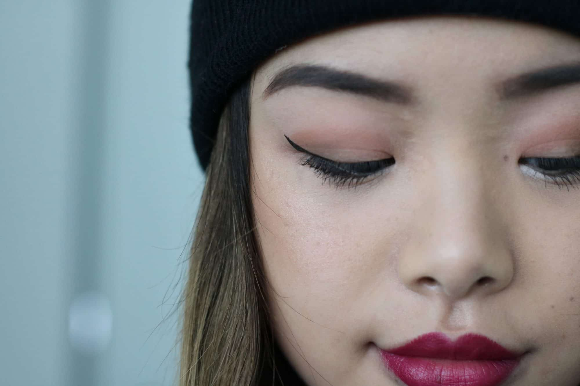My everyday fall/winter makeup routine