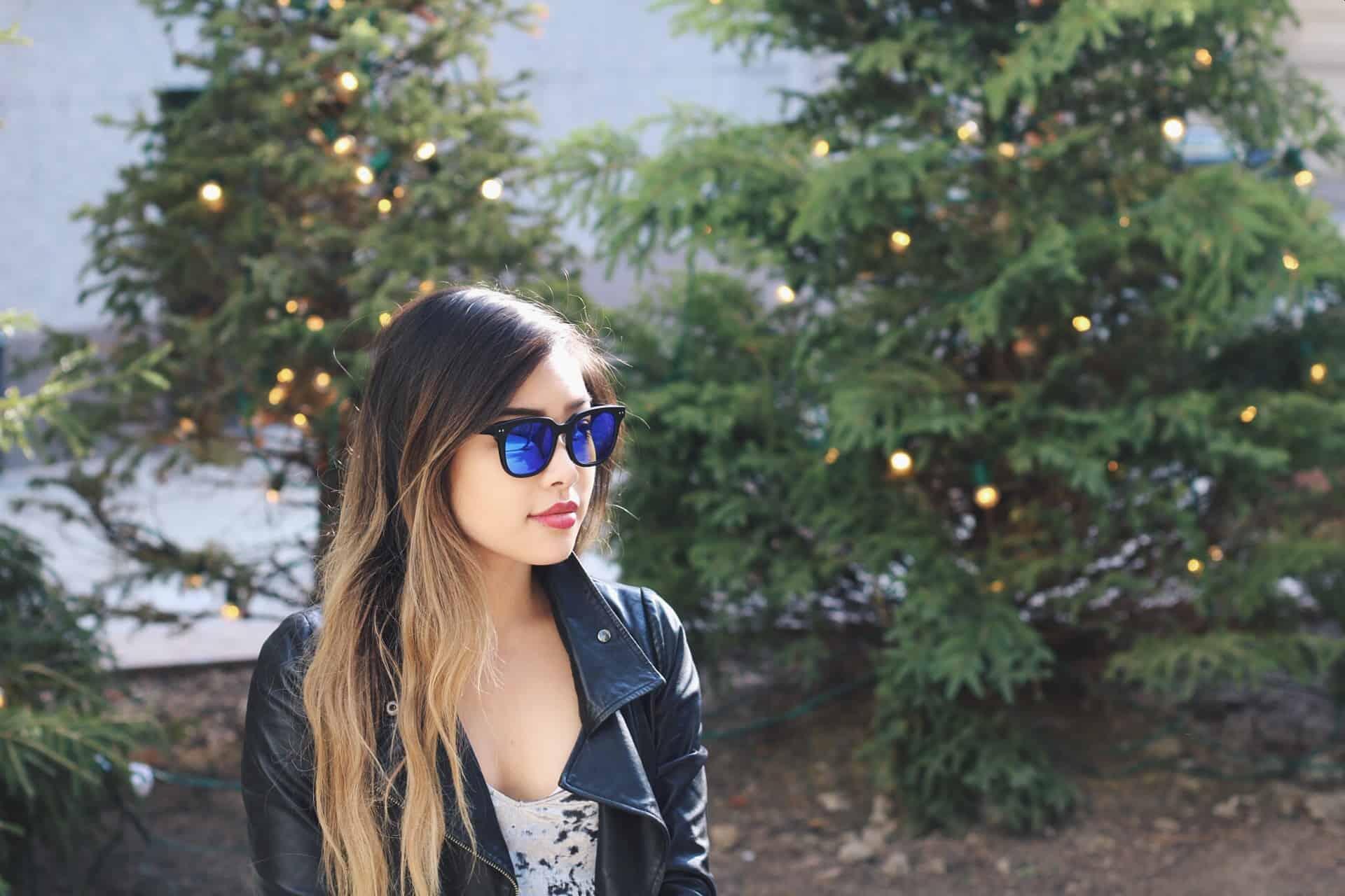 Sunglasses from Marsquest, a local Toronto-based eyewear brand