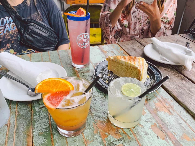 Playa Cabana Restaurant, Toronto