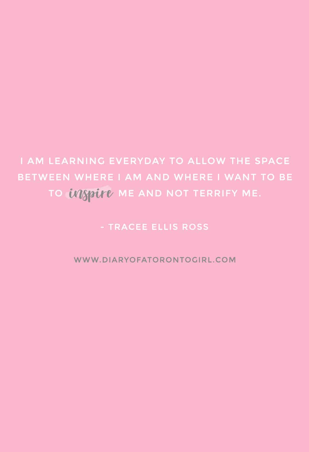Tracee Ellis Ross inspirational quote