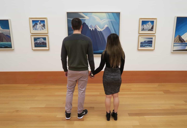 Art Gallery of Ontario in Toronto, Canada
