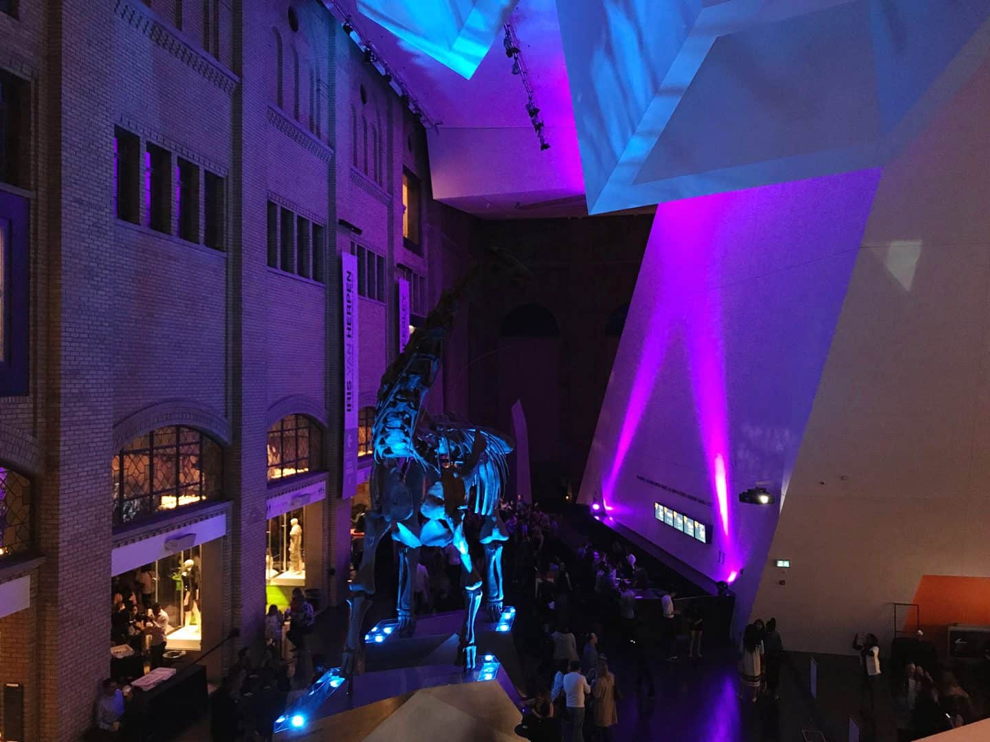 Enjoy art, music, drinks at food at the ROM After Dark