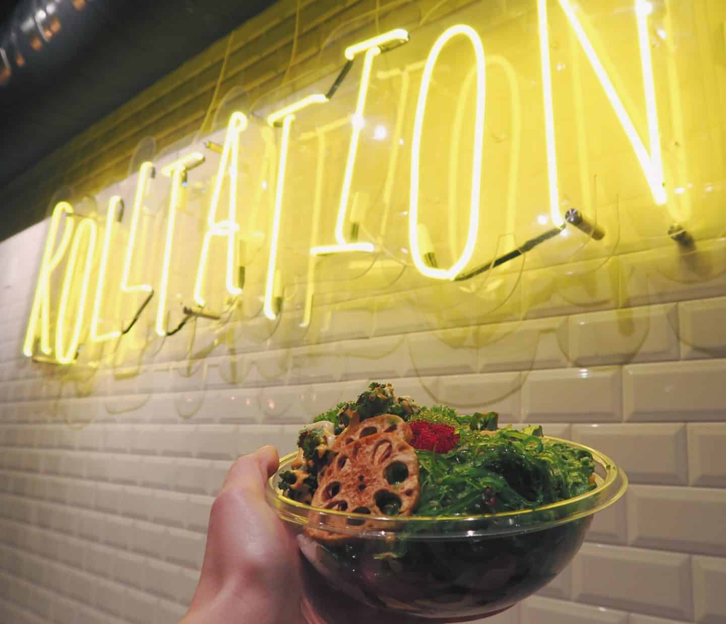Rolltation is the best spot in Toronto to get poké bowls and sushi burritos