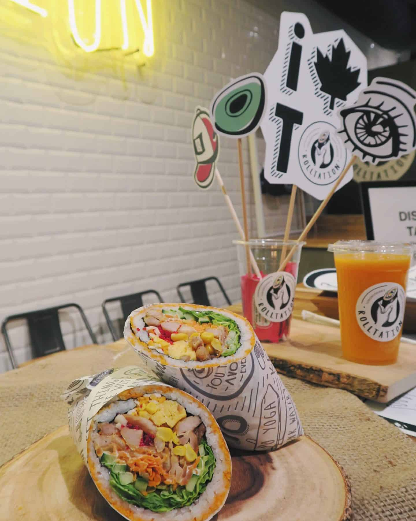 The Best Place to Get Sushi Burritos in Toronto + GIVEAWAY