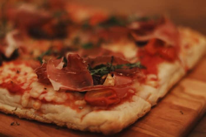 TOSTO Quickfire Pizza