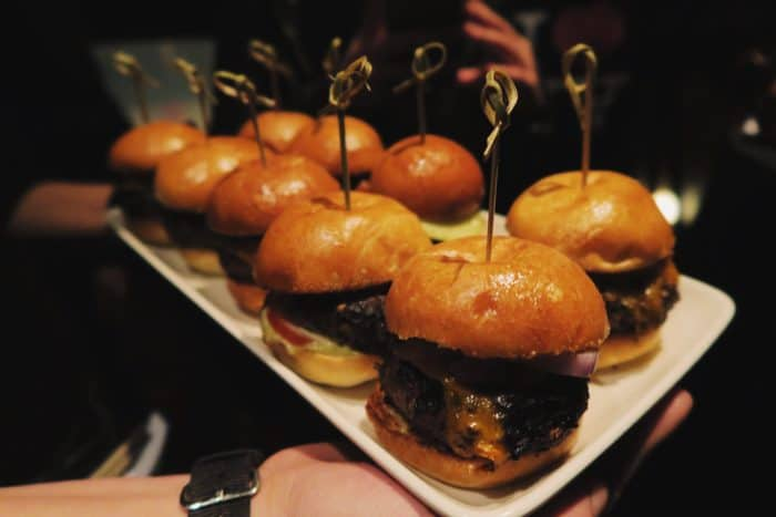 The Keg Steakhouse Valentine's Day Burgers