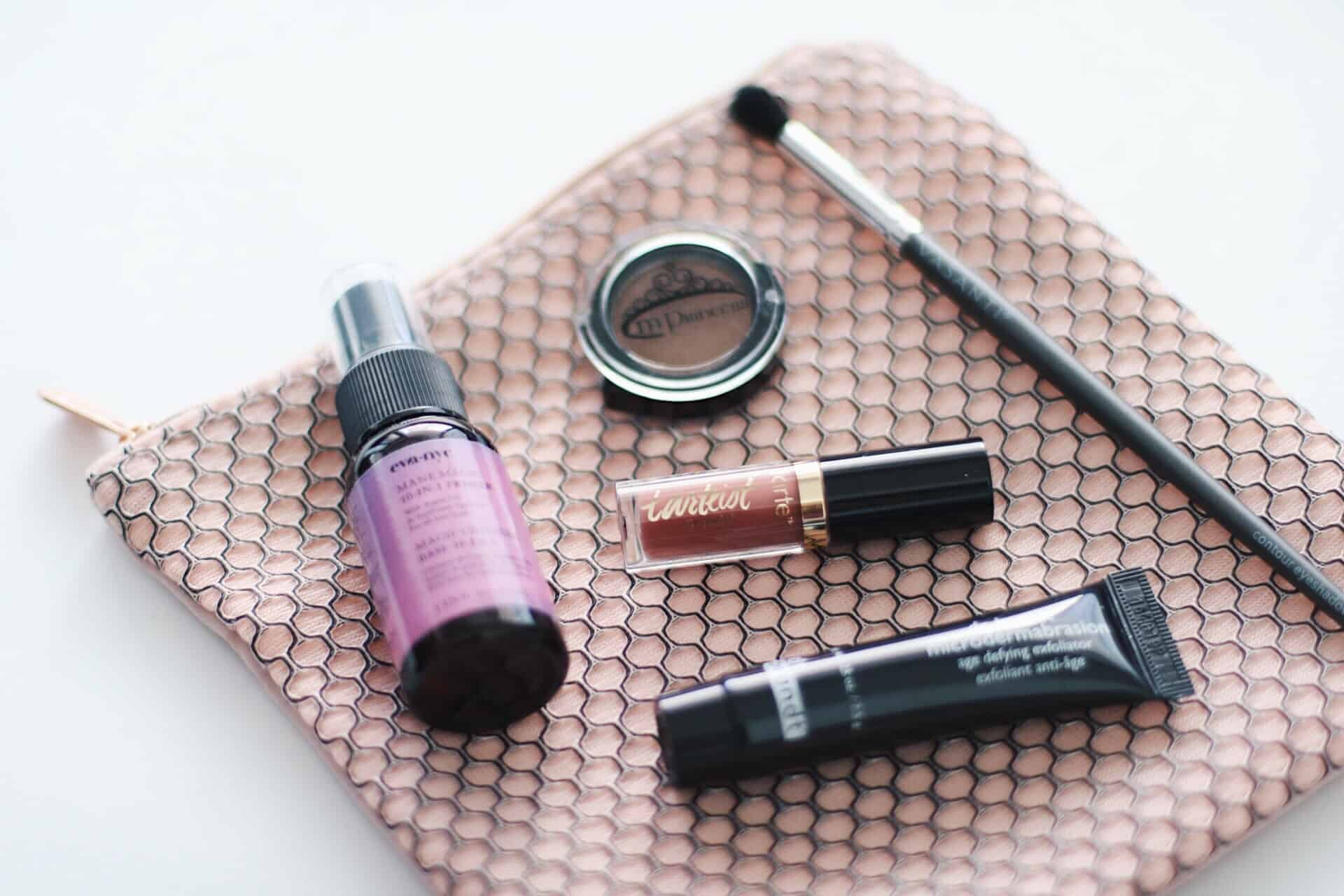 Is the Ipsy Glam Bag worth it?   Ipsy Glam Bag by Michelle Phan review   Diary of a Toronto Girl, a Canadian lifestyle blog