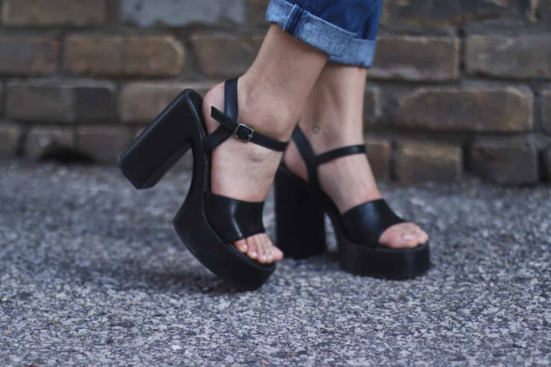 ALDO platform summer sandals