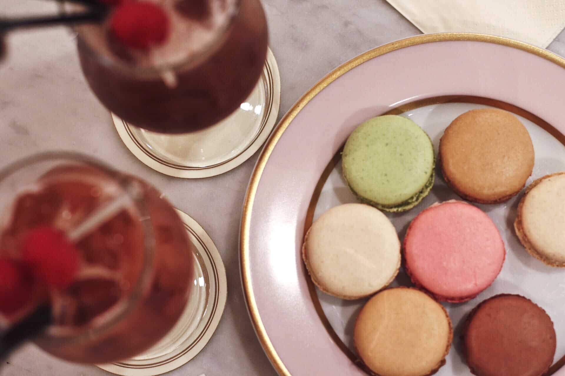 Ladurée Vancouver, British Columbia, Canada | best dessert spots in Vancouver, BC | where to get macarons in Vancouver | Diary of a Toronto Girl, a Canadian lifestyle blog