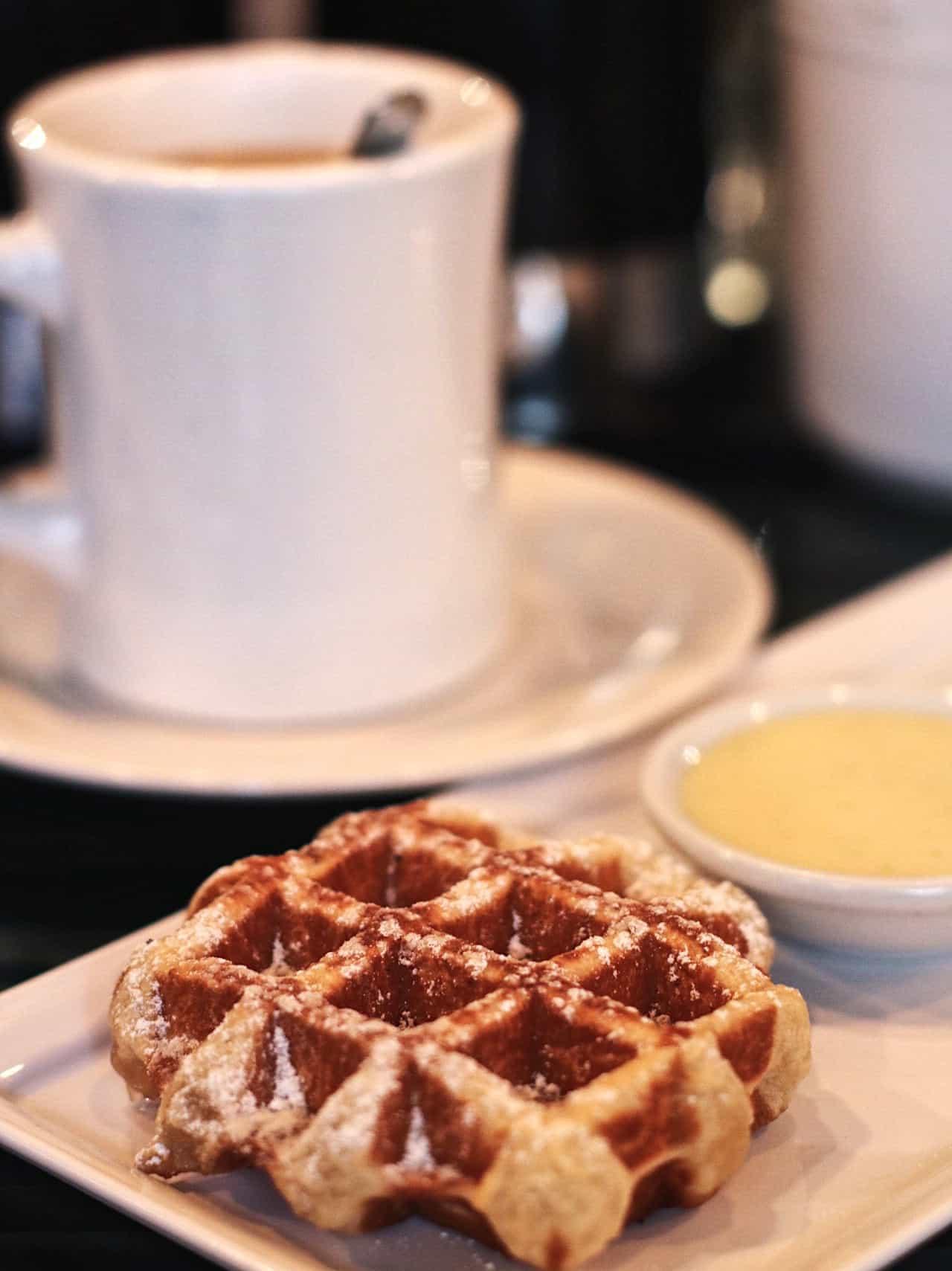 Cafe Medina in Vancouver, British Columbia